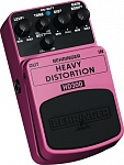 Педаль эффектов Behringer HD300 HEAVY DISTORTION